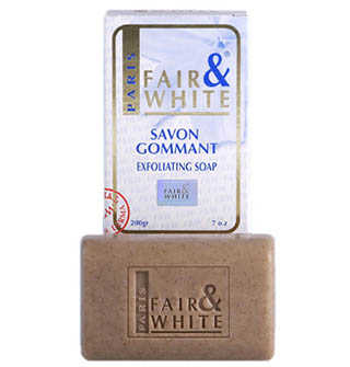 Fair & White Soap