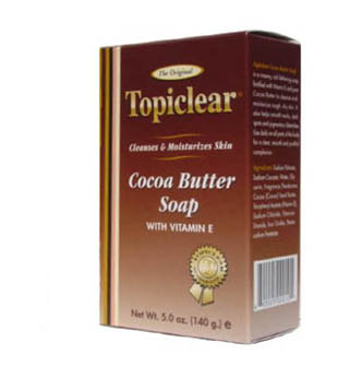 Topiclear Soap 3.5oz