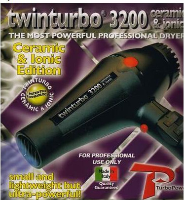 Twin Turbo 3200 Ceramic & Ionic